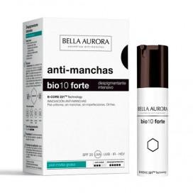 Bio 10 Forte Tratamiento Despigmentante Intensivo Piel Mixta-Grasa Bella Aurora 30 ml