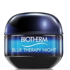 Blue Therapy Crema de Noche Biotherm 50 ml