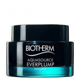Aquasource Everplump Night Gel Rellenador Hidratante Noche Biotherm 50 ml