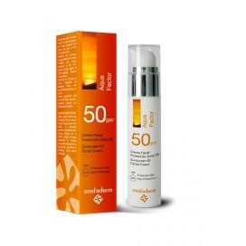 Crema Facial Protección Solar 50 SPF AQUA FACTOR Costaderm 50 ml