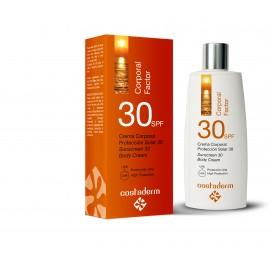 Crema Corporal Protección Solar 30 SPF CORPORAL FACTOR Costaderm 250 ml