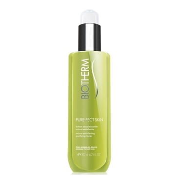 Purefect Tónico Exfoliante Facial Biotherm 200 ml