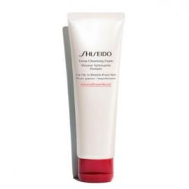 Deep Cleansing Foam Shiseido 125 ml