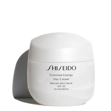 Essential Energy Day Cream SPF 20 Shiseido 50 ml
