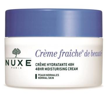 Creme Fraiche de Beaute Crema Facial Hidratante 48h Piel Normal Nuxe 50 ml