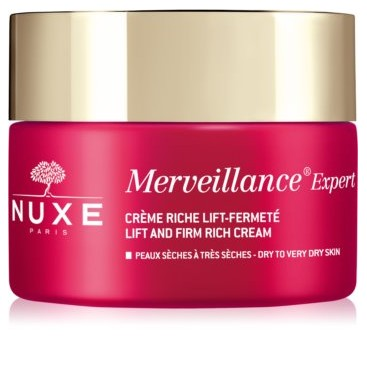 Merveillance Expert Lift y Firmeza Crema Rica Nuxe 50 ml