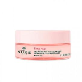 Very Rose Gel Mascarilla Limpiadora Ultra-Fresca Nuxe 150 ml