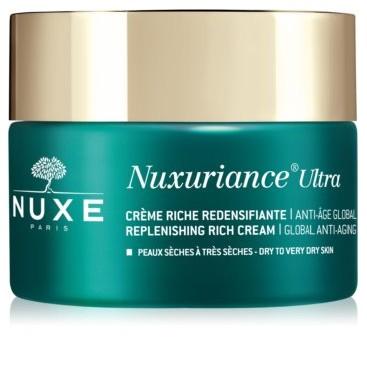 Nuxuriance Ultra Crema Rica Redensificante Antiedad Dia Nuxe 50 ml
