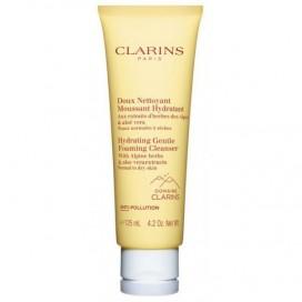 Espuma Limpiadora Facial Hidratante con Extracto Hierbas de los Alpes Clarins 125 ml