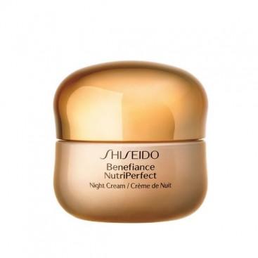 Benefiance Nutri Perfect Night Cream Shiseido 50 ml