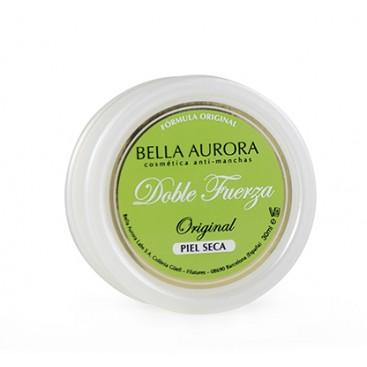 Crema Doble Fuerza Piel Seca Bella Aurora 30 ml