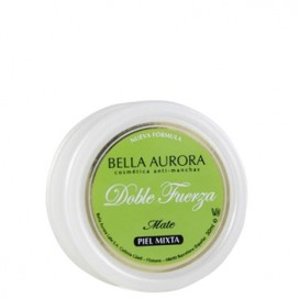 Crema Doble Fuerza Piel Mixta Bella Aurora 30 ml