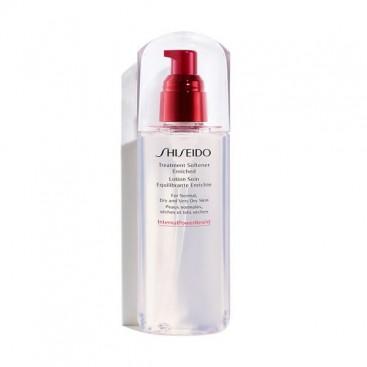 Treatment Softener Enriched Shiseido 150 ml