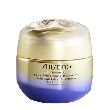 Vital Perfection Uplifting and Firming Tratamiento Facial Reafirmante Crema Noche Shiseido 50 ml