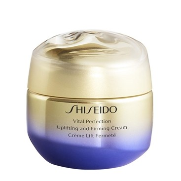 Vital Perfection Uplifting and Firming Tratamiento Facial Reafirmante Crema Shiseido 50 ml