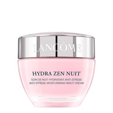 Hydra Zen Crema Noche Hidratante Antiestrés Lancome 50 ml