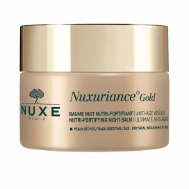 Nuxuriance Gold Bálsamo Noche Fortificante Nuxe 50 ml