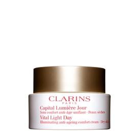 Capital Lumière Crema Unificante de Día para Pieles Secas Clarins 50 ml