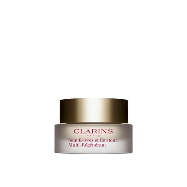 Multi-Régénérante Bálsamo Antiarrugas para Labios y Contorno de Labios Clarins 15 ml