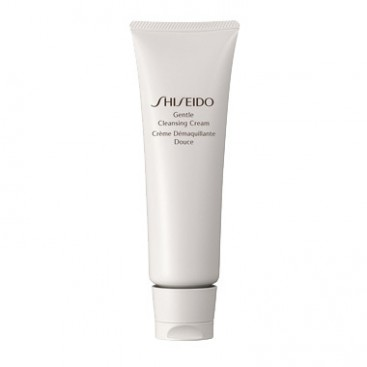 Gentle Cleansing Cream Shiseido 125 ml