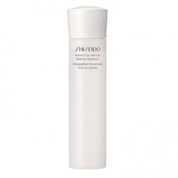 Instant Eye and Lip Makeup Remover Shiseido 125 ml