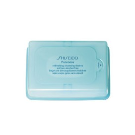 Pureness Refreshing Cleansing Sheets Shiseido 30 u.