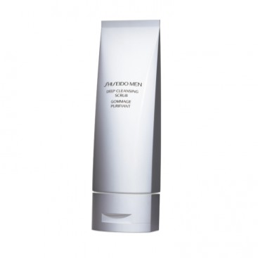 Deep Cleansing Scrub Shiseido 125 ml