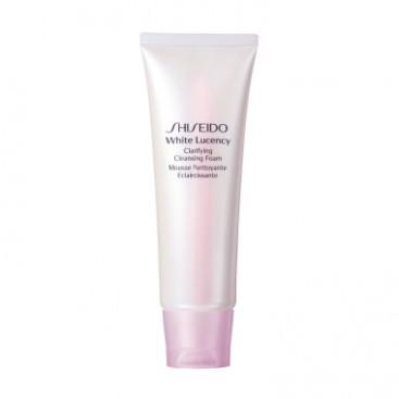 White Lucency Clarifying Cleansing Foam Shiseido 125 ml