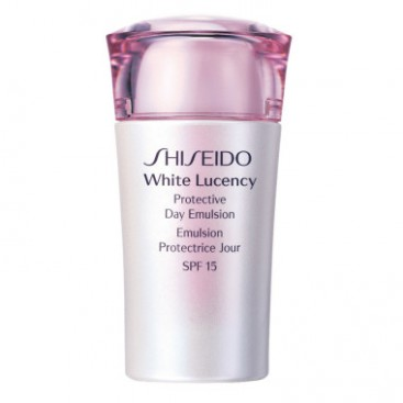 White Lucency Protective Day Emulsion SPF15 Shiseido 75 ml