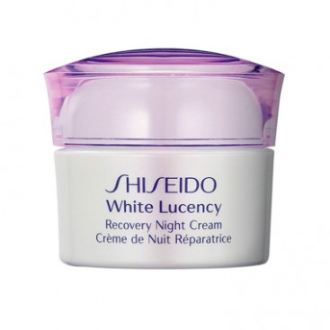 White Lucency Recovery Night Cream Shiseido 40 ml