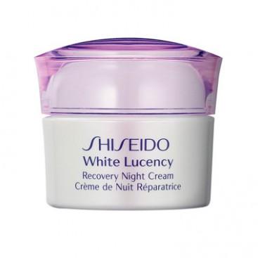 White Lucency Recovery Night Cream Shiseido 40 ml