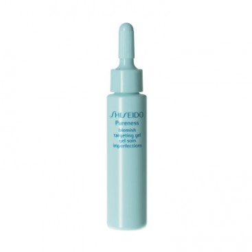 Pureness Blemish Targeting Gel Shiseido 15 ml