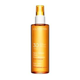 Spray Aceite Solar Embellecedor Alta Protección UVA/UVB 30 Clarins 150ml