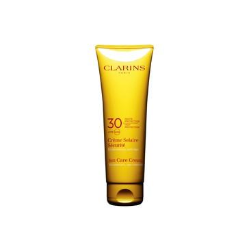 Crema Solar Seguridad Alta Protección UVA/UVB 30 Clarins 125 ml