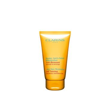 Bálsamo Rehidratante Autobronceador para Después del Sol Clarins 150 ml