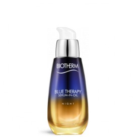 Blue Therapy Serum in Oil Night Biotherm 30 ml
