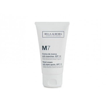 M7 Crema de Manos Tratamiento Antimanchas Bella Aurora 75 ml