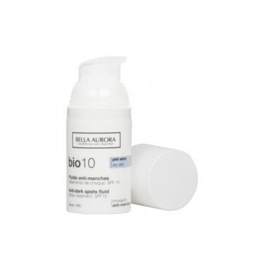 Bio 10 Antimanchas Trat. de Choque. Piel Seca Bella Aurora 30 ml