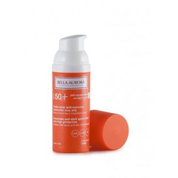 Protector Solar SPF50+ Bella Aurora 50 ml