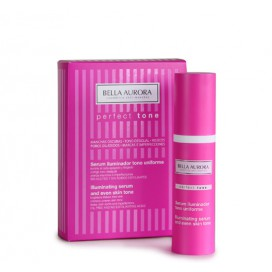 Perfect Tone Serum Iluminador Tono Uniforme Bella Aurora 30 ml