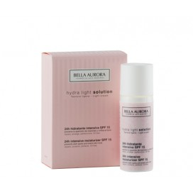 Hydra Light Solution. 24H Hidratante Ligera Bella Aurora 50 ml