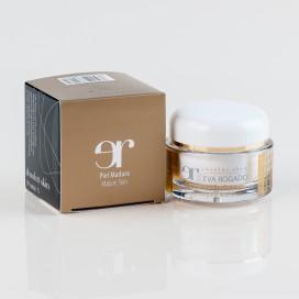 "Crema Hidratante y Reafirmante ""Oro"" Eva Rogado SPF15 50 ml"