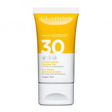 Protector Solar Facial Tacto Seco SPF 30 Clarins 50 ml