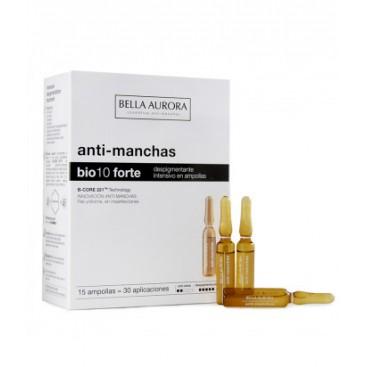 Bio 10 Tratamiento Despigmentante Intensivo en Ampollas 15 uds