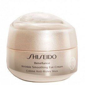Benefiance Wrinkle Smoothing Crema Antiedad Contorno de Ojos Shiseido 15 ml