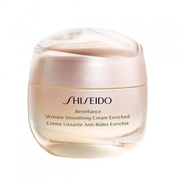 Benefiance Wrinkle Smoothing Cream Enriched Shiseido 50 ml
