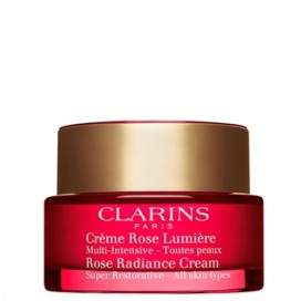 Multi-Intensive Crema Rose Lumiere Clarins 50 ml