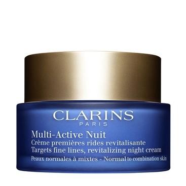 Multi-Activa Crema de Noche Pieles Normal-Mixtas Clarins 50 ml