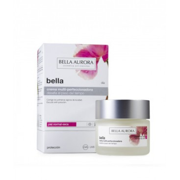 Bella Crema de Día Antimanchas SPF 20 Piel Normal-Seca Bella Aurora 50 ml