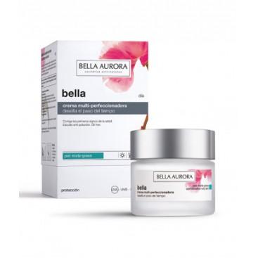 Bella Crema de Día Antimanchas SPF 20 Piel Mixta-Grasa Bella Aurora 50 ml